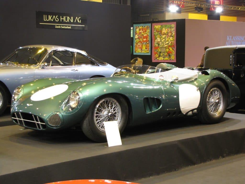 Aston Martin DBR1 (1956)