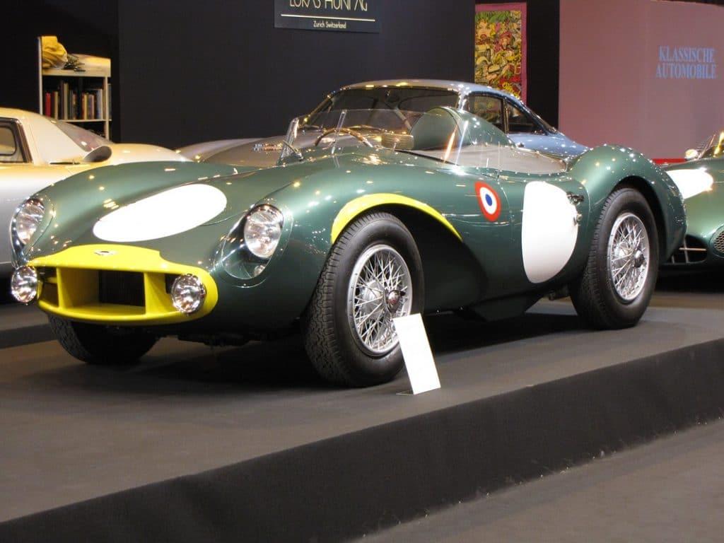 Aston Martin DBR3 (1958)