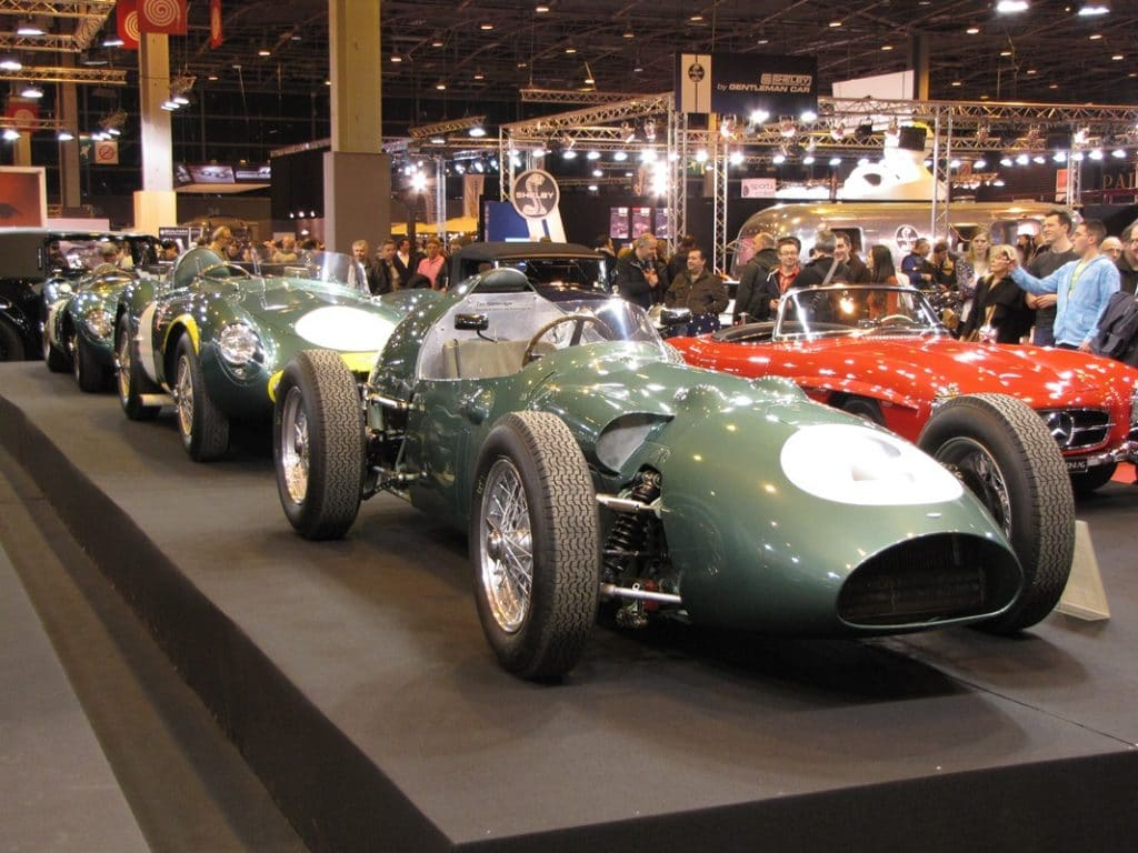 Aston Martin DBR4 (1959)
