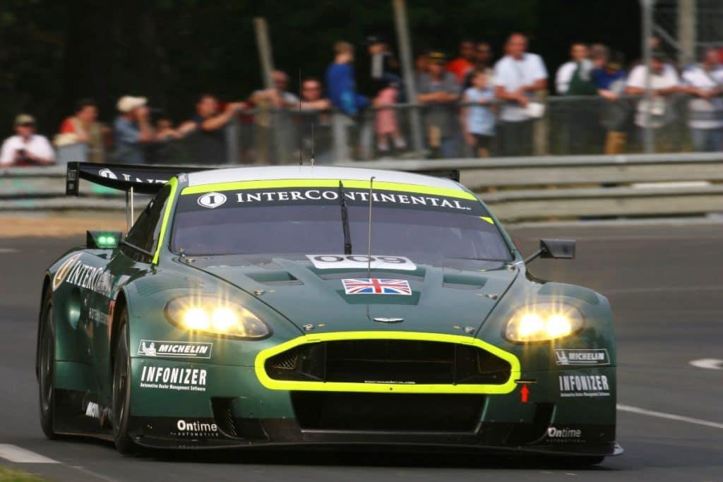 Aston Martin DBR9 (2006)