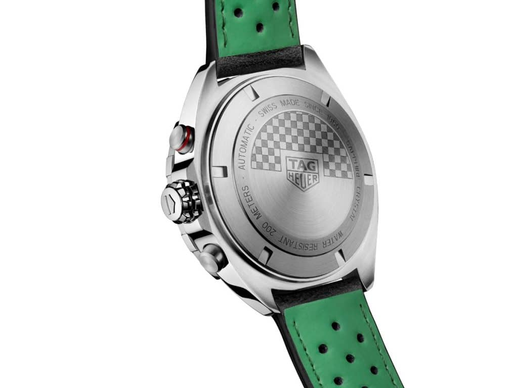 "TAG Heuer Formula 1 Calibre 16 ""British Racing Green"""