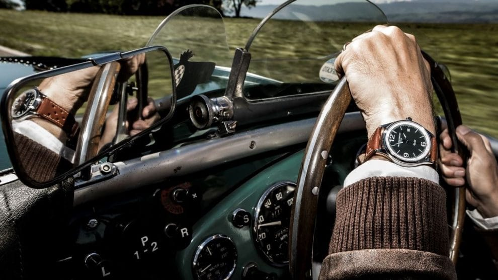 Frederique Constant Vintage Rally Healey Automatic (2020)