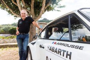 Gérard Larrousse 17e Tour de Corse historique, 2017