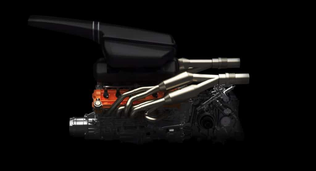 Gordon Murray Automotive - T.50 supercar engine V12