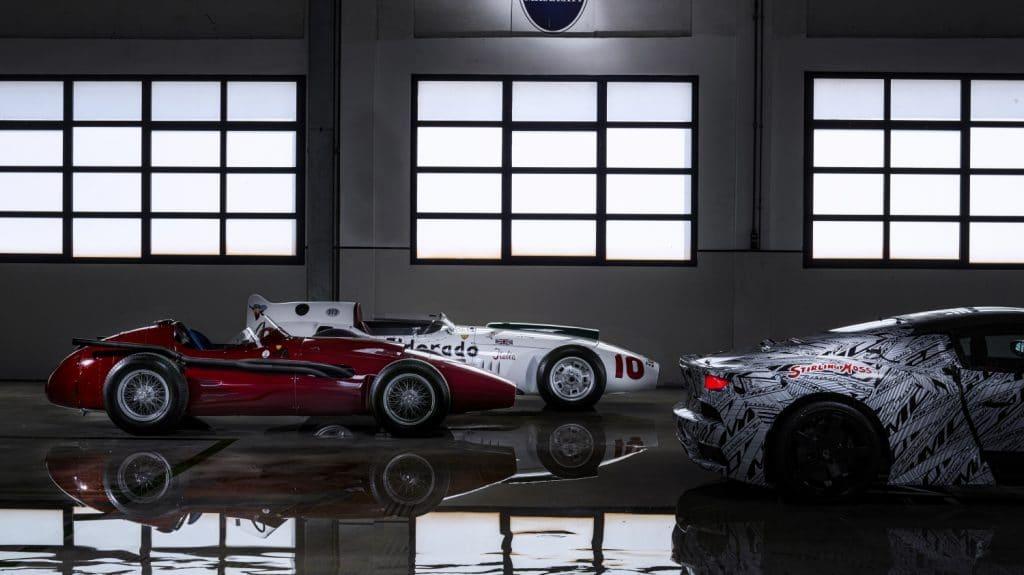 Maserati Eldorado 250F Proto MC20