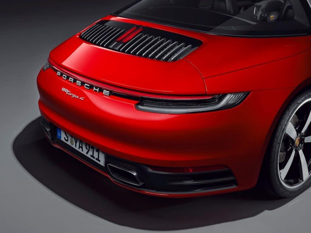 Porsche 911 Targa 4 type 992