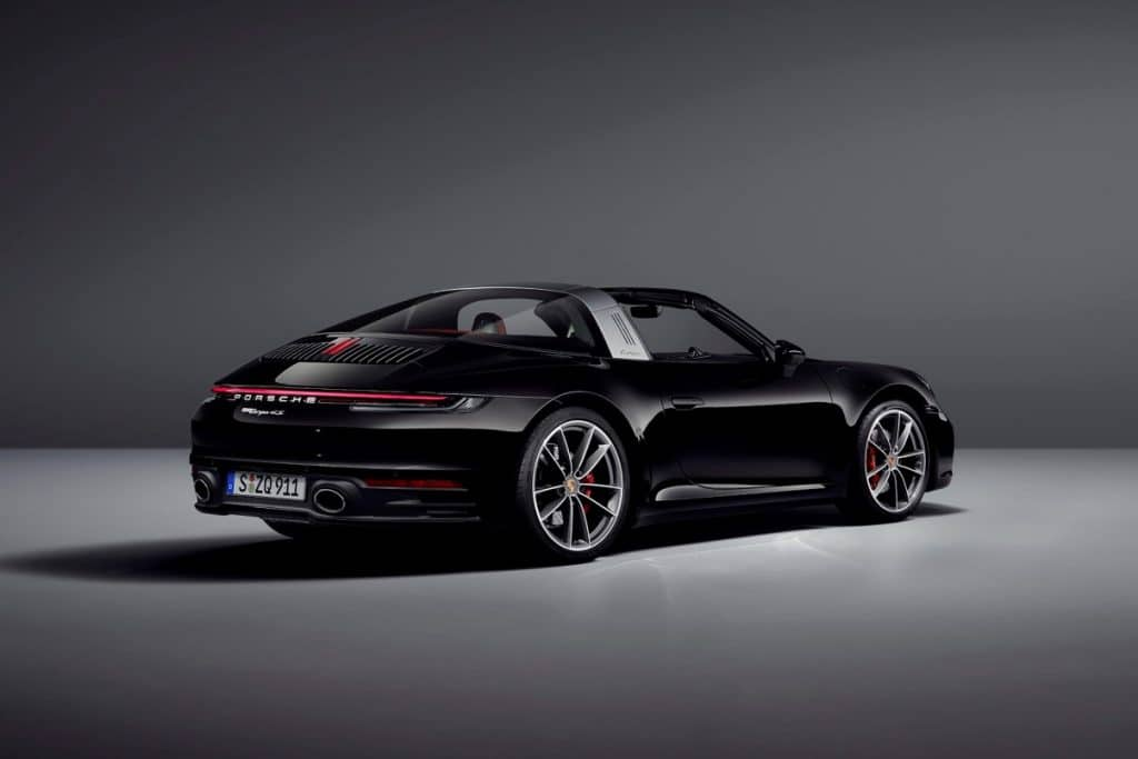 Porsche 911 Targa 4S type 992