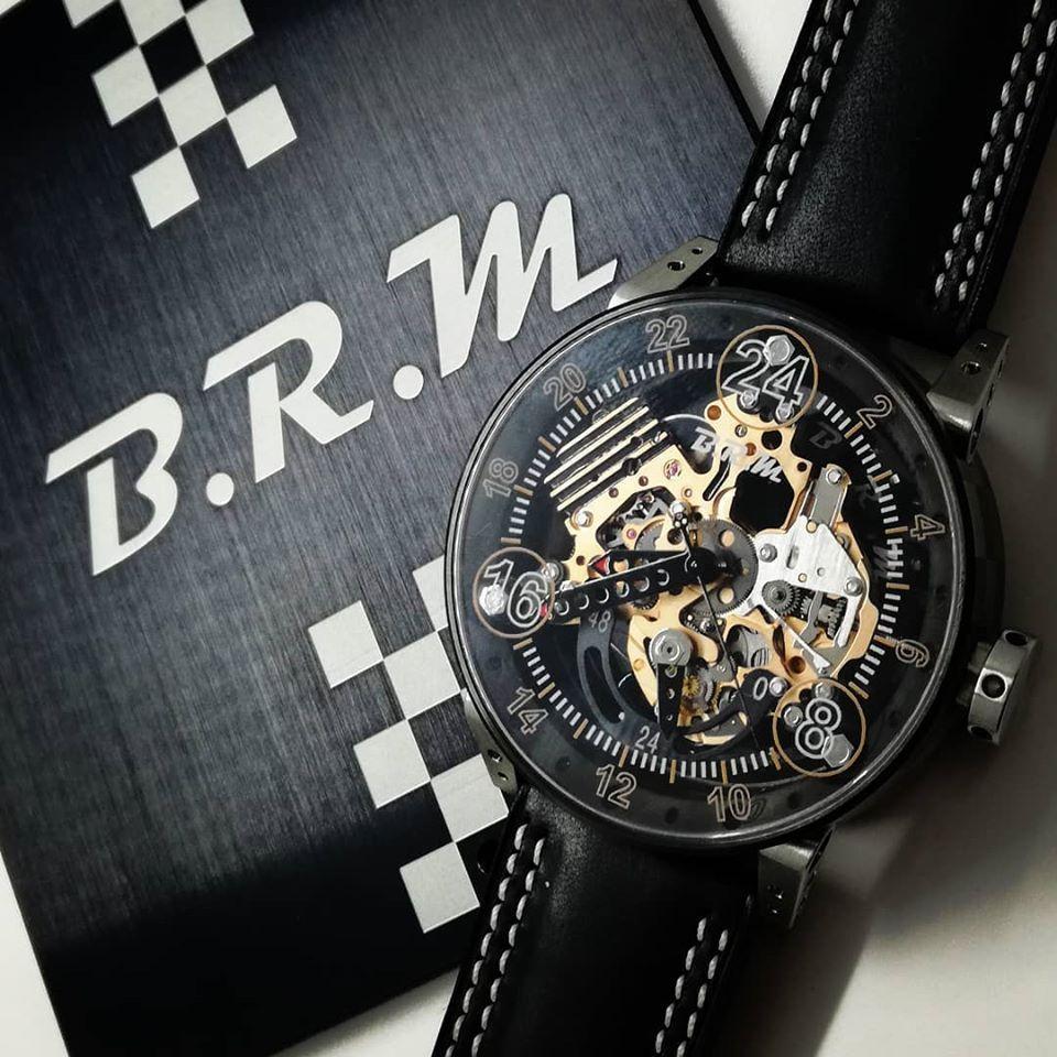 B.R.M R50-TI-A5N Only 1
