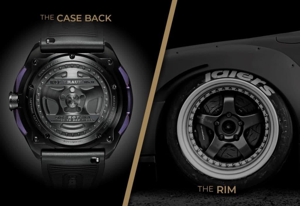 REC 901 RWB Rotana Limited Edition