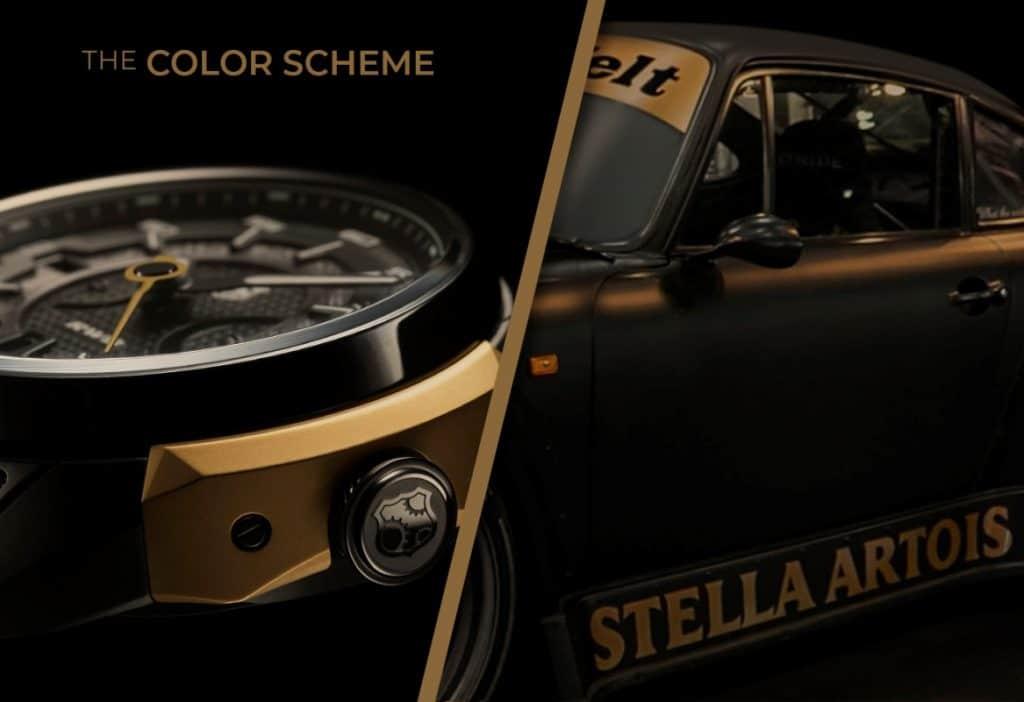 REC 901 RWB Stella Limited Edition