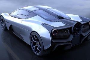 Gordon Murray Automotive - T.50 supercar