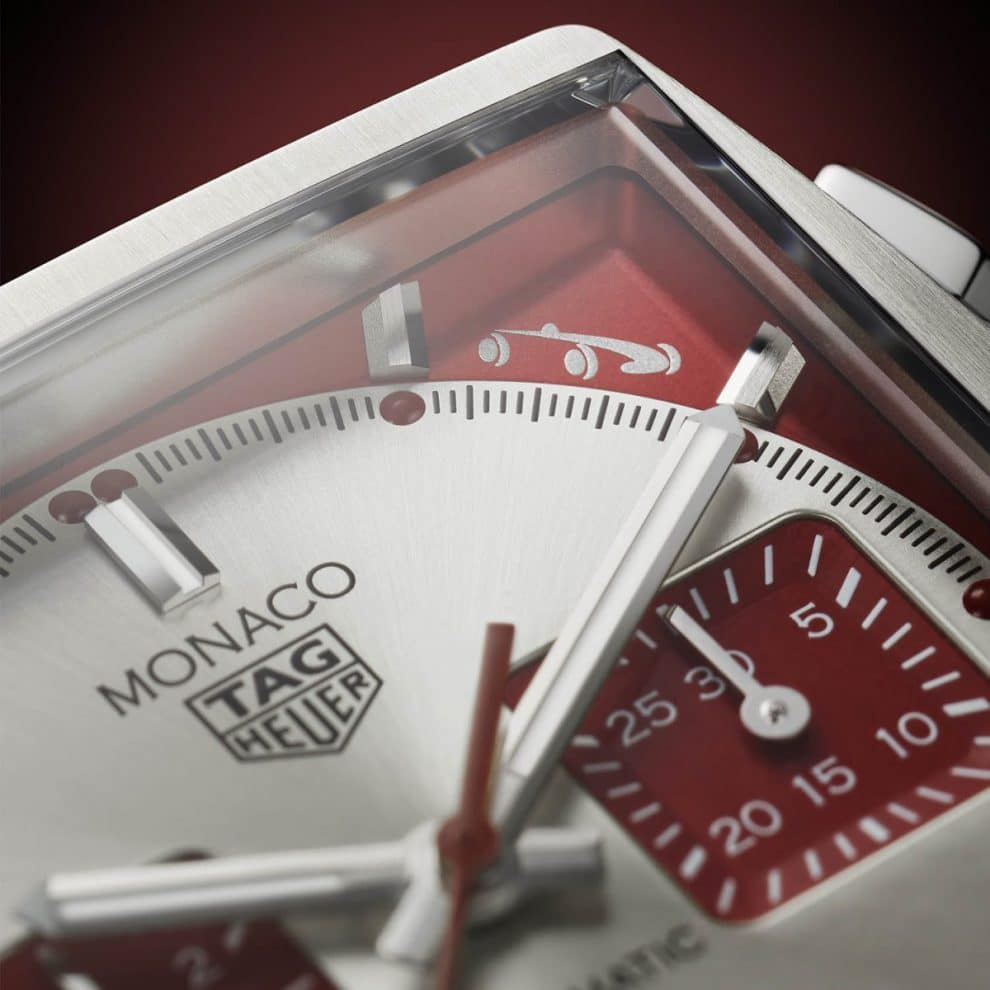 "TAG Heuer Monaco ""Grand Prix de Monaco Historique Edition Limitée"""