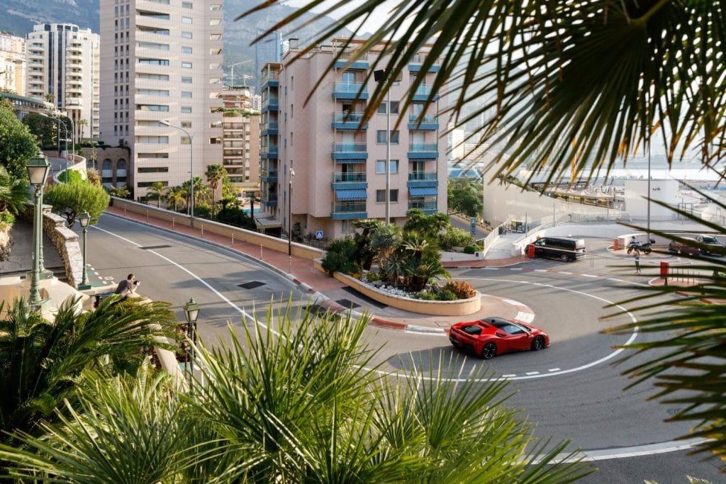 Charles Leclerc – Claude Lelouch, C'était un Grand Rendez-vous, Monaco