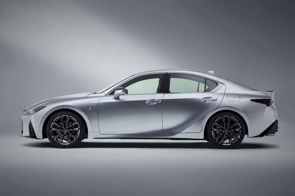 Lexus IS 350 F Sport (2021)