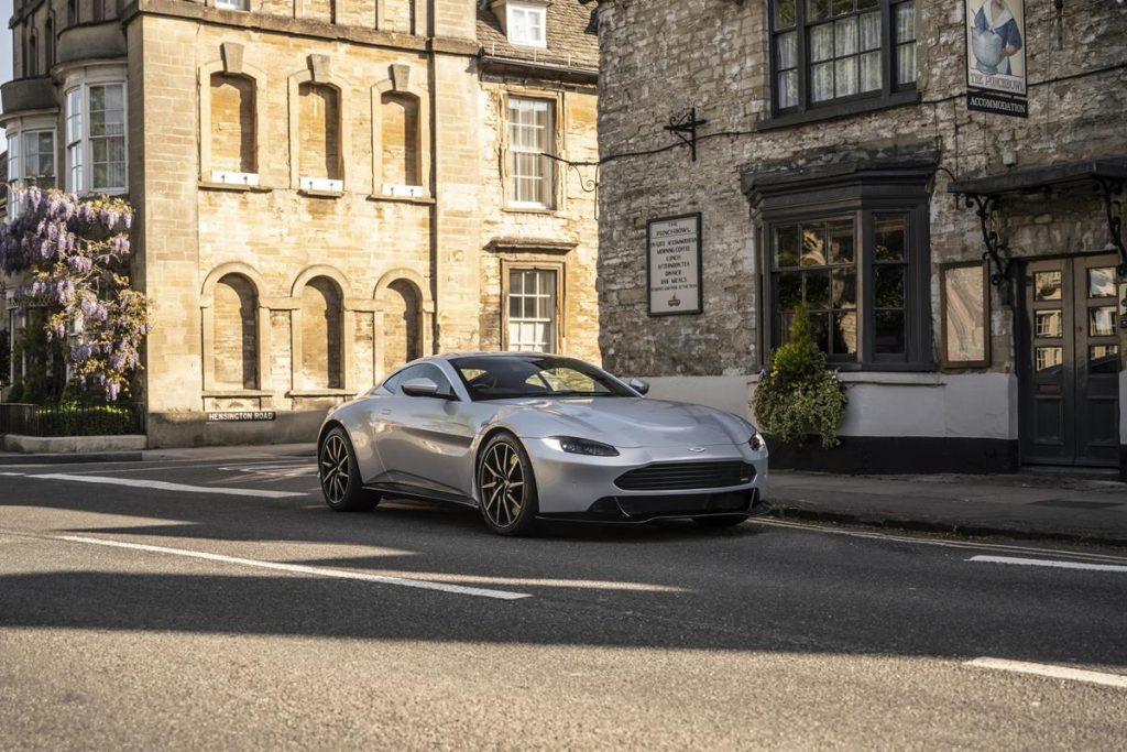 Revenant Automotive Aston Martin Vantage