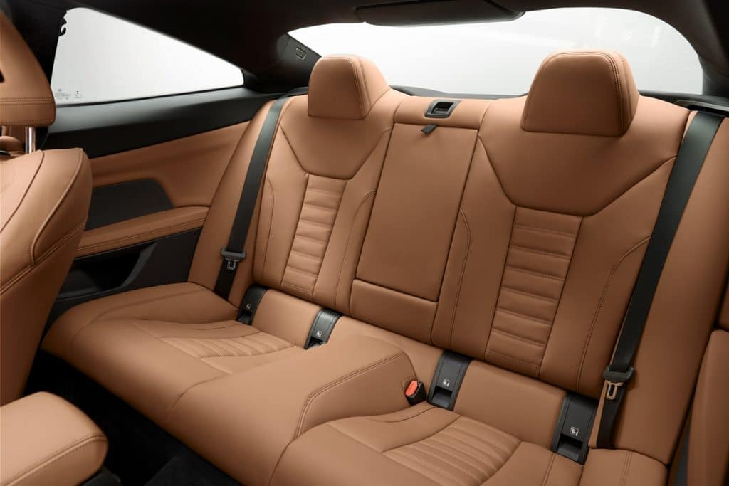 BMW Série 4 Coupé (G22)