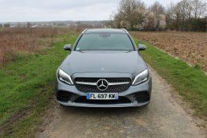 Mercedes C300de