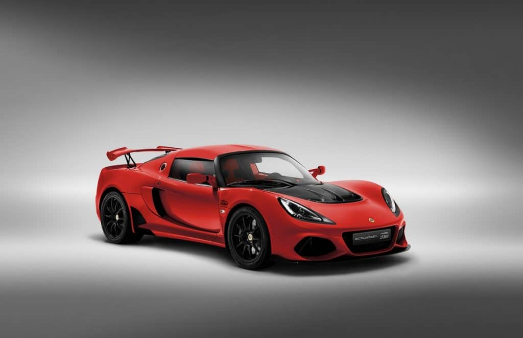 Lotus Exige Sport 410 20th Anniversary