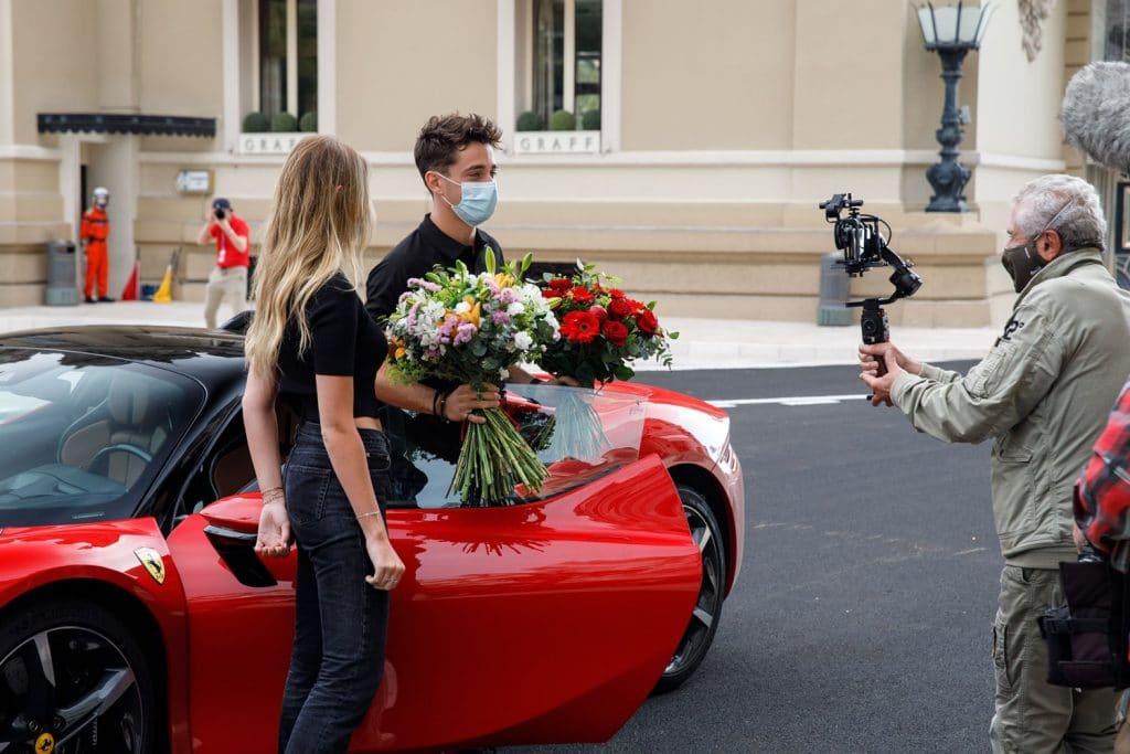 Charles Leclerc – Claude Lelouch, un Grand Rendez-vous, Ferrari SF90 Stradale, Monaco