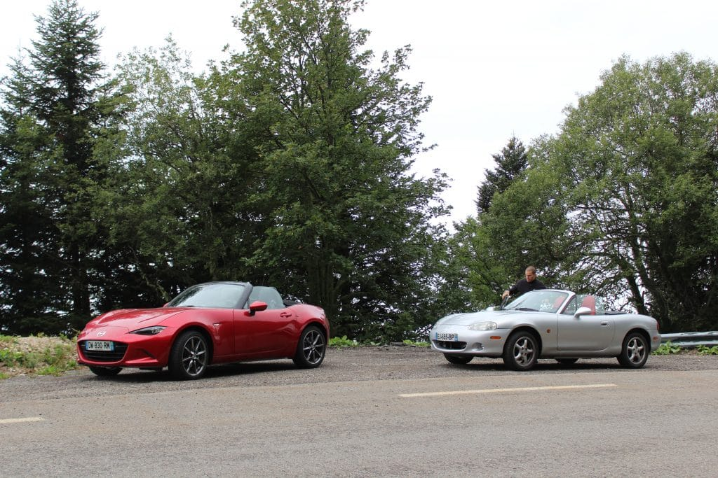 Mx5 NB FL vs ND