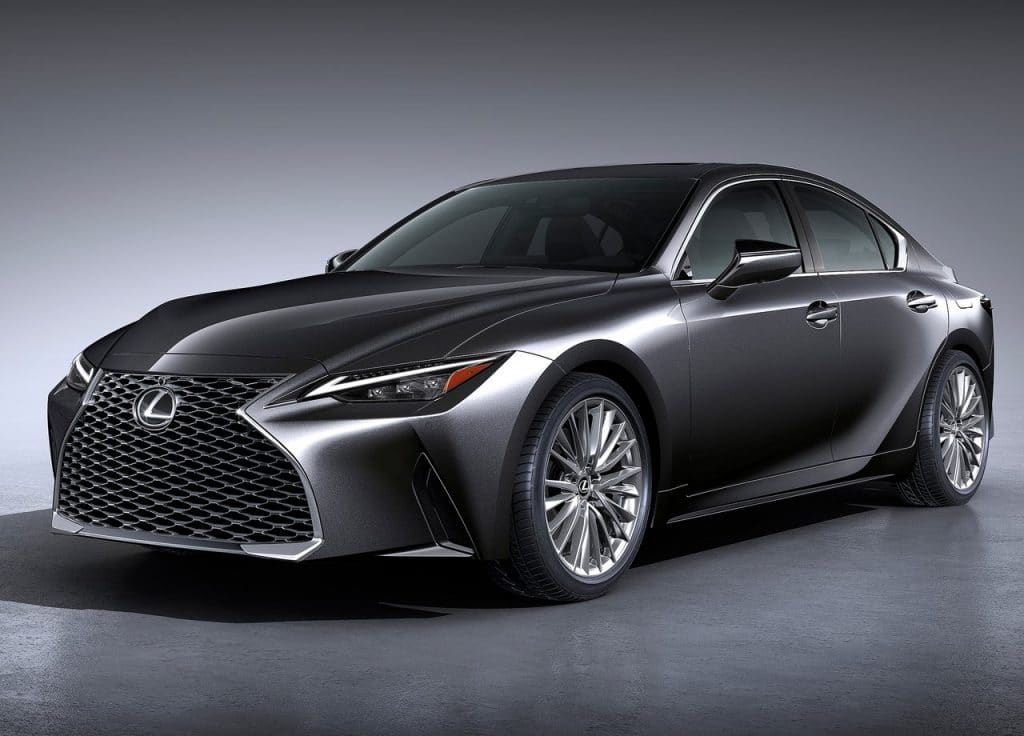 Lexus IS 300 (2021)