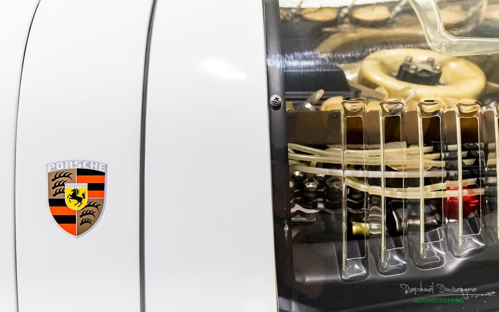 Porsche 16 cylindres