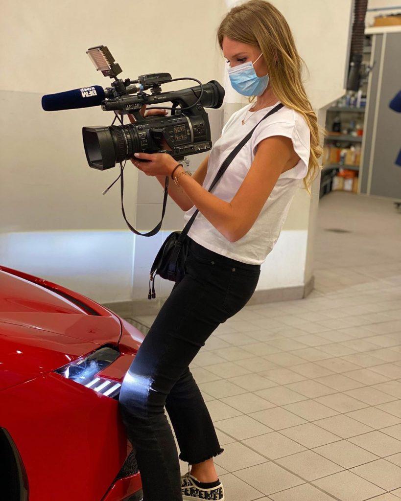 Rebecca Blanc-Lelouch, un Grand Rendez-vous, Ferrari SF90 Stradale, Monaco