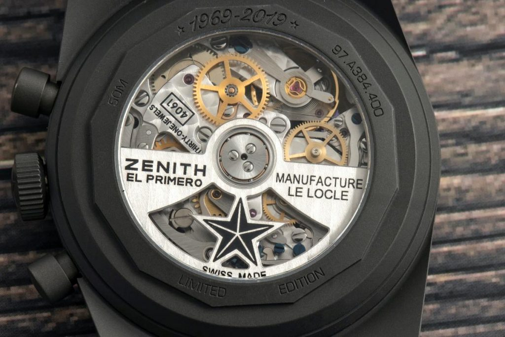 Zenith Chronomaster Revival Shadow