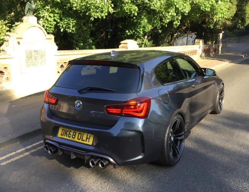 BMW M140i-M2