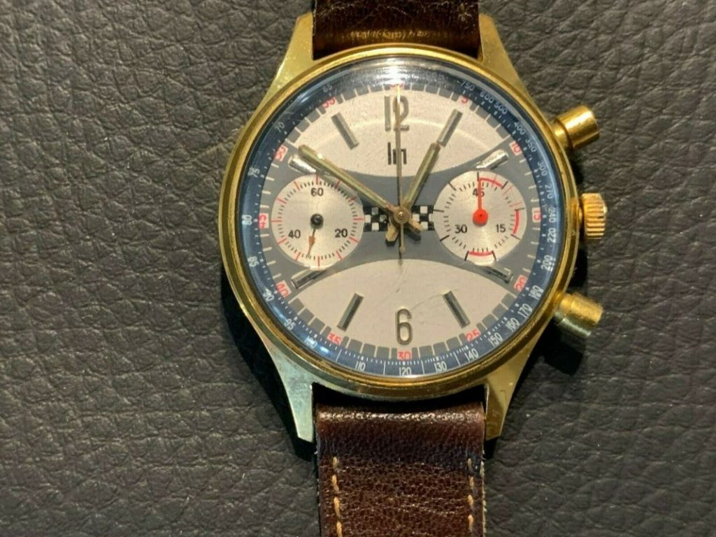 Lip Rallye chrono 1969