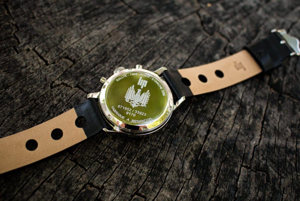 Lip Rallye chrono 38 mm