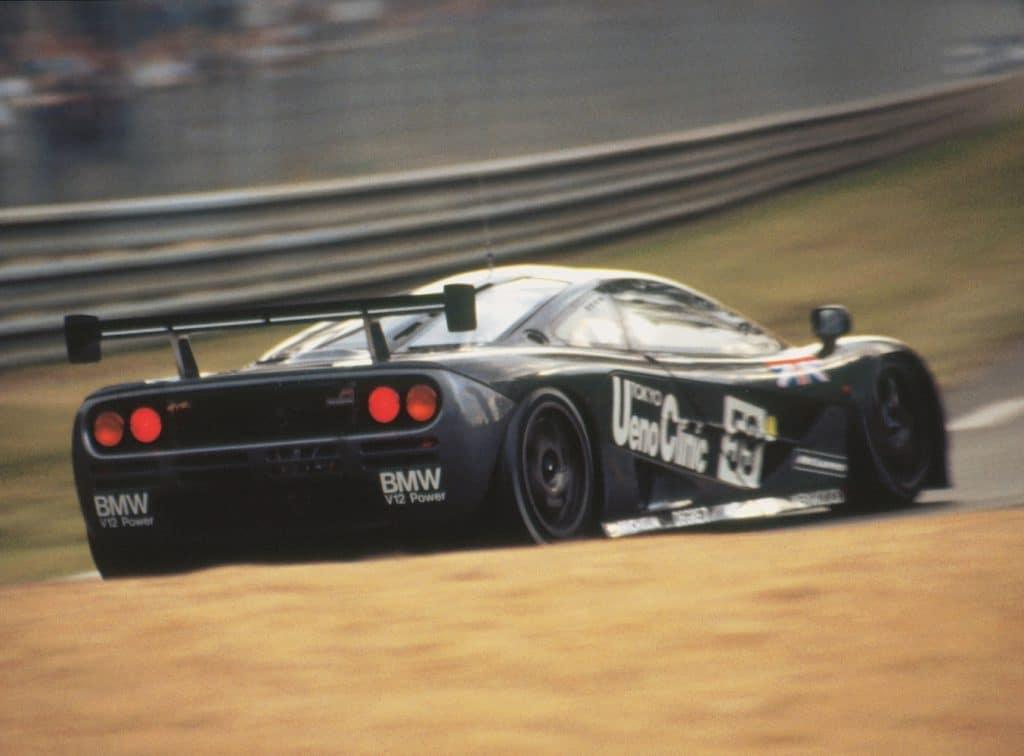 McLaren F1 GTR n°59 (24 Heures du Mans 1995)