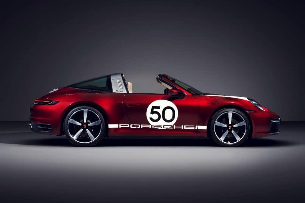 Porsche Design Chronographe 911 Targa 4S Heritage Design Edition (2020)