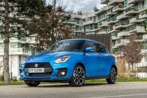 Suzuki Swift Sport 1.4 BoosterJet SHVS 48V