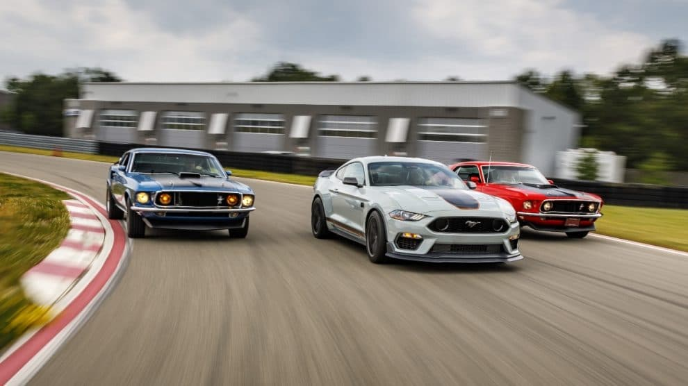 Ford Mustang Mach 1 (2020)