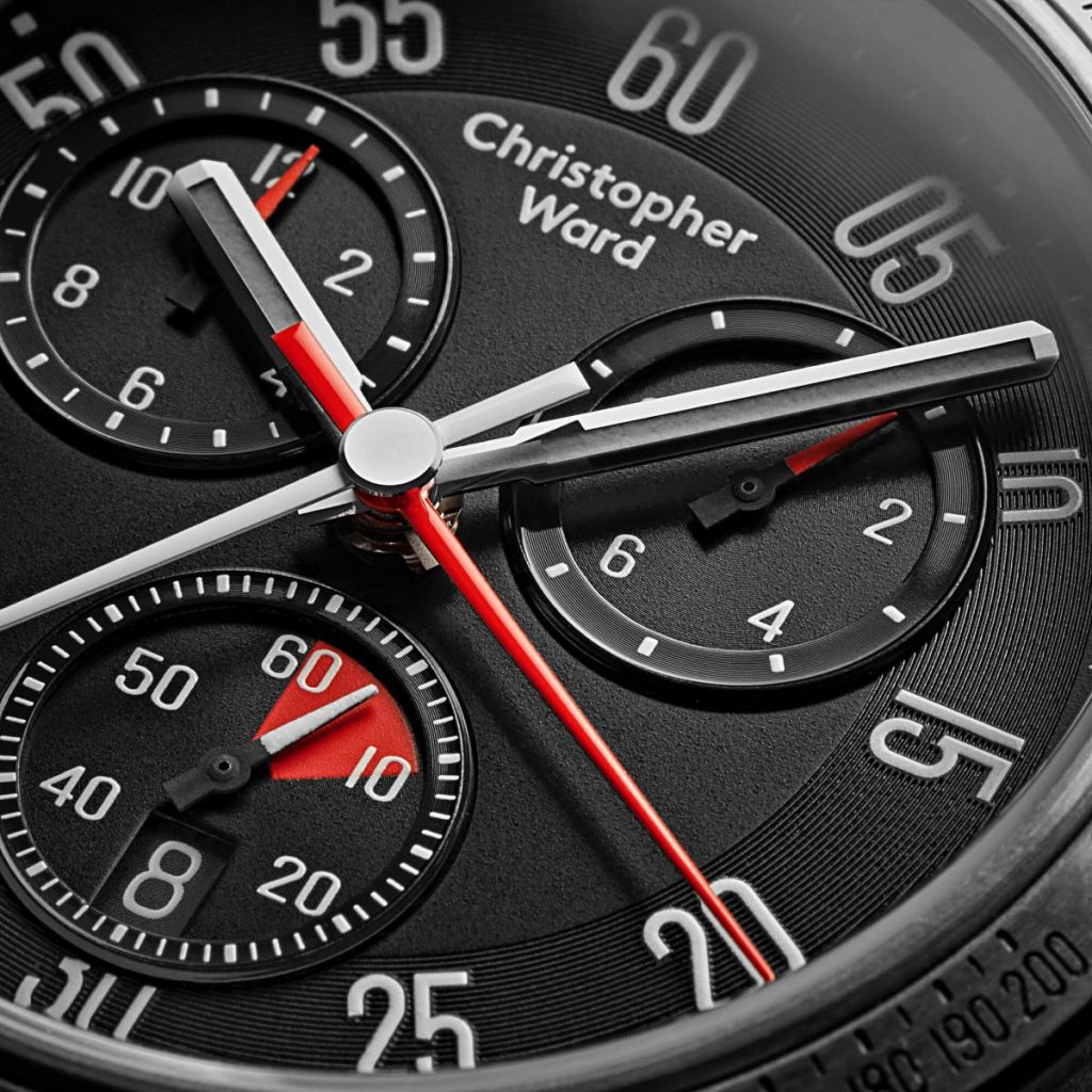 Christopher Ward C65 AM GT Limited Edition