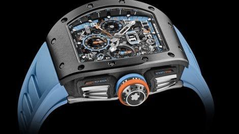 Richard Mille RM 11-05 Automatique Chronographe Flyback GMT (2020)