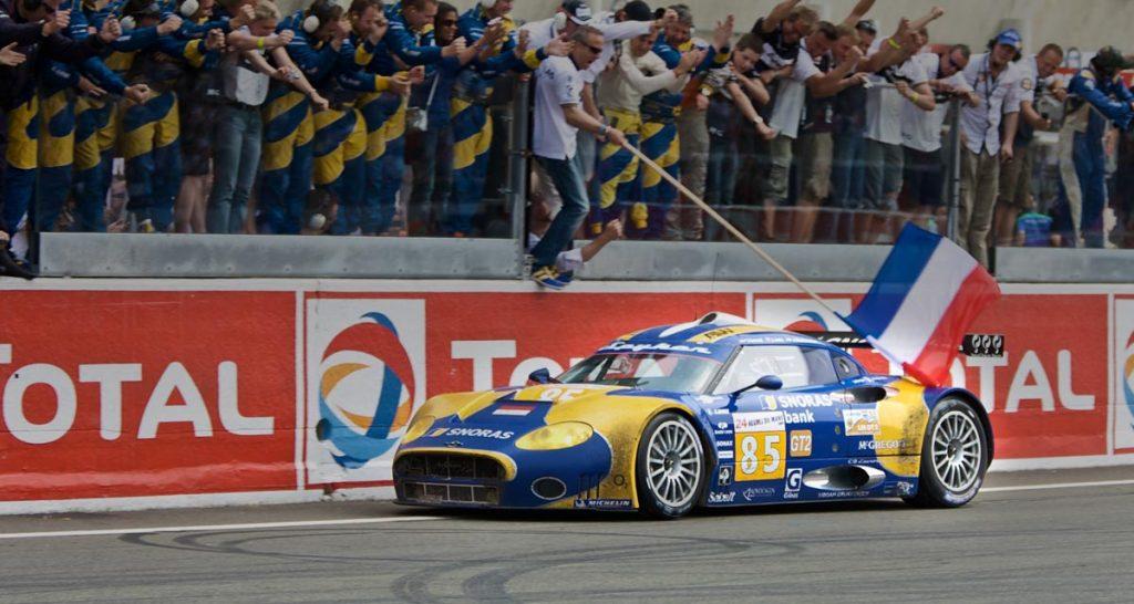 Spyker Squadron 24H du Mans 2009 GT2