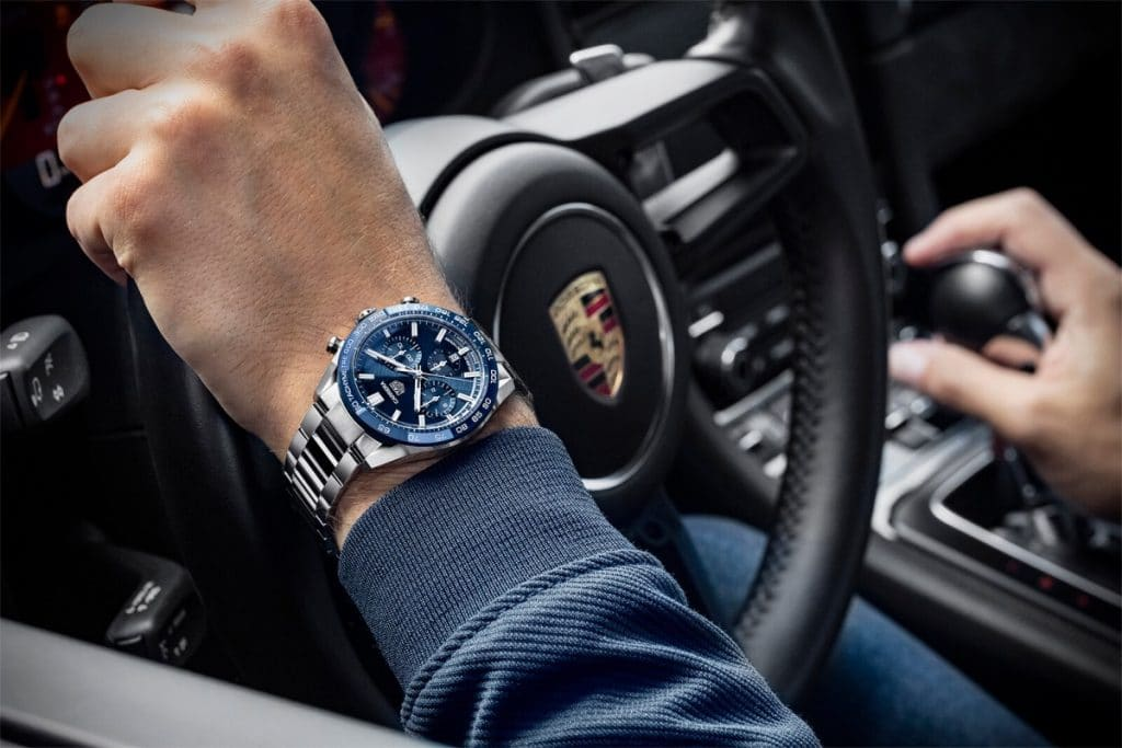 TAG Heuer Carrera Sport Chronographe