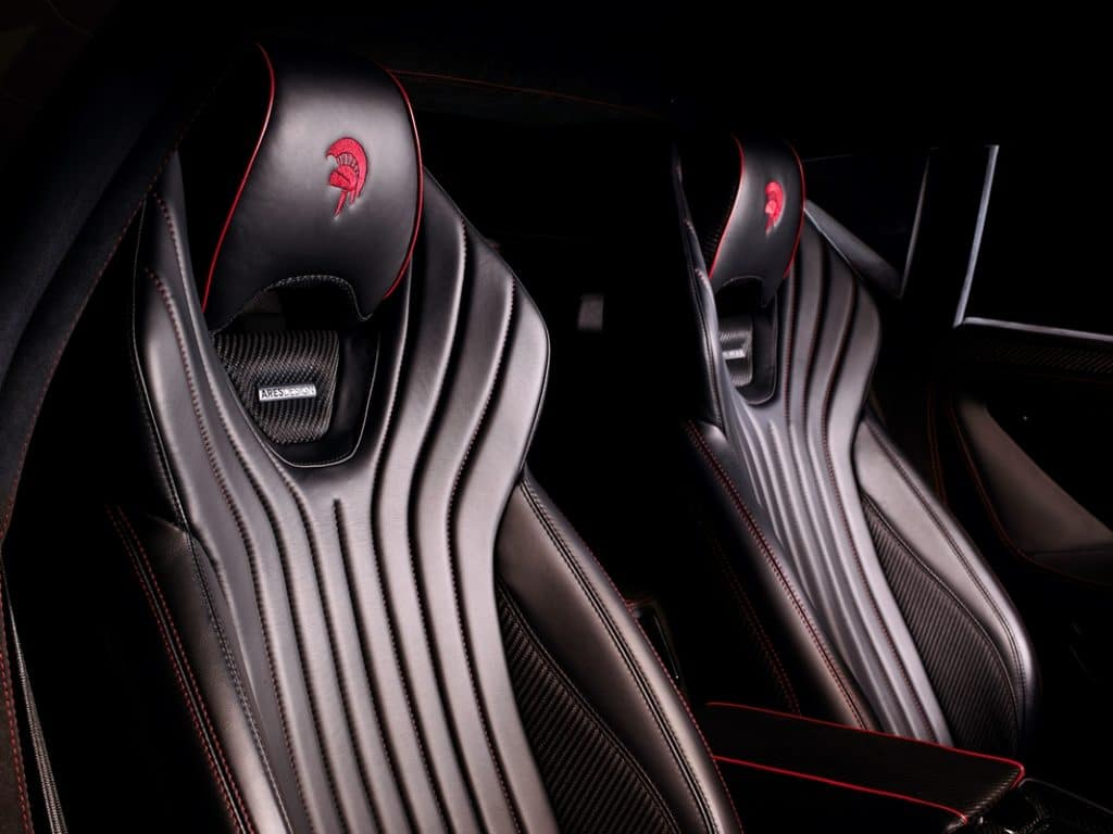Ares Design Panther Progetto Uno