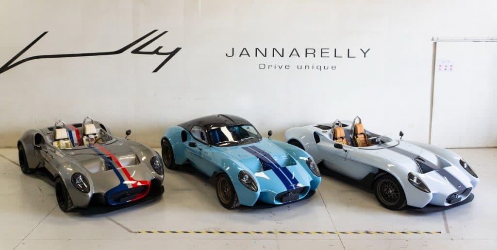 Jannarelly roadster Design-1 - Dubaï