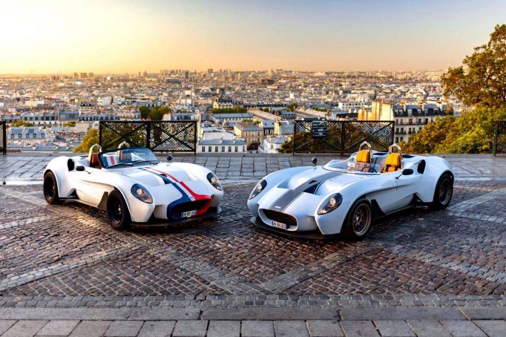 Jannarelly roadster Design-1 - Paris France