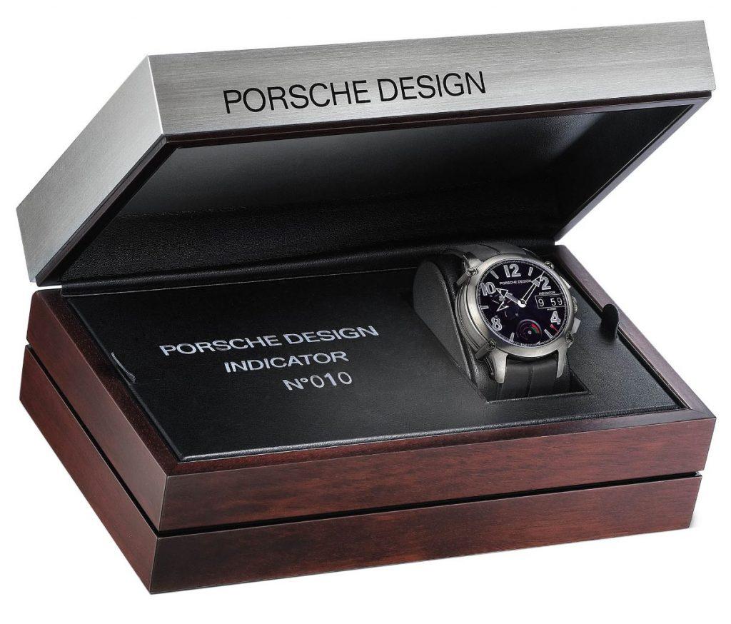 Porsche Design Indicator (2004)