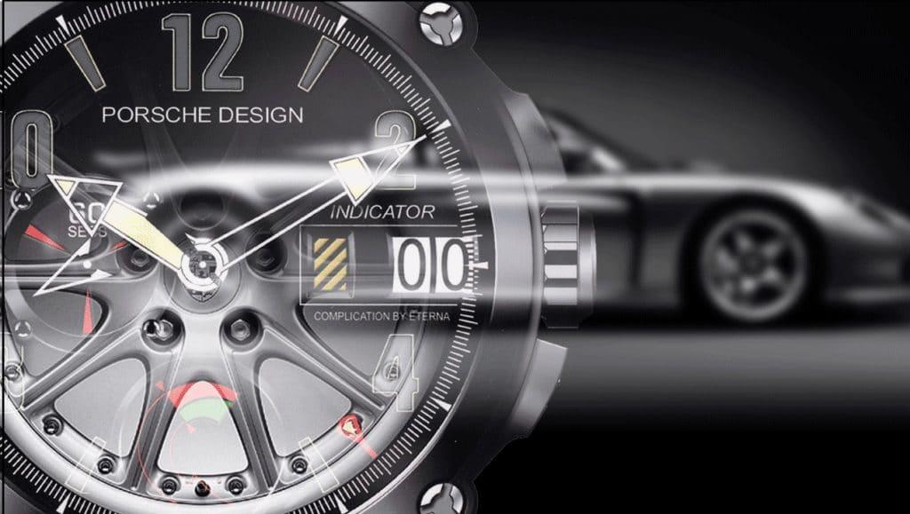 Porsche Design Indicator - Deborah Nash