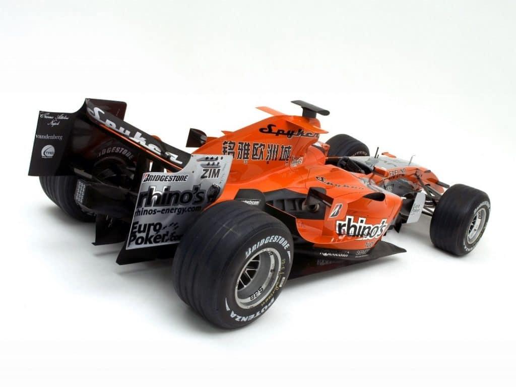 Spyker MF1 (2006)