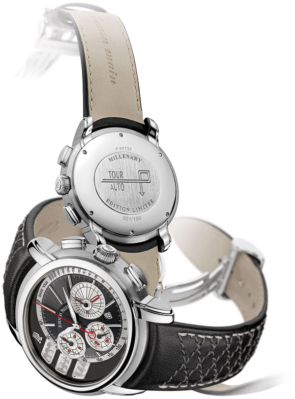 Chronographe Millenary Tour Auto 2011