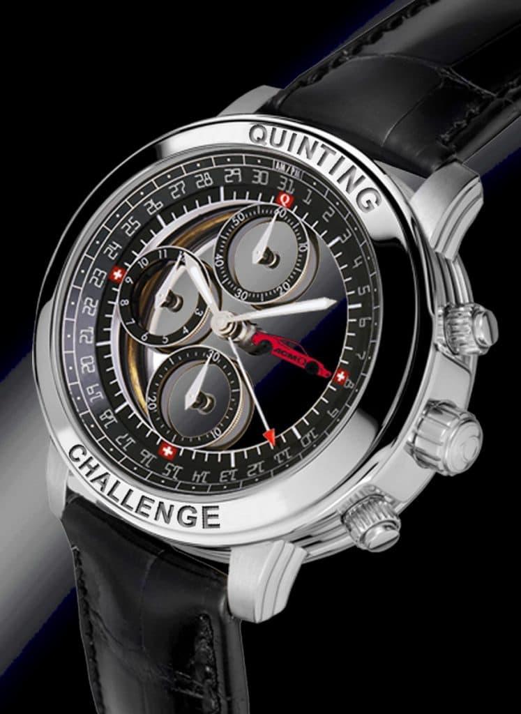 Quinting [Ferrari] Challenge