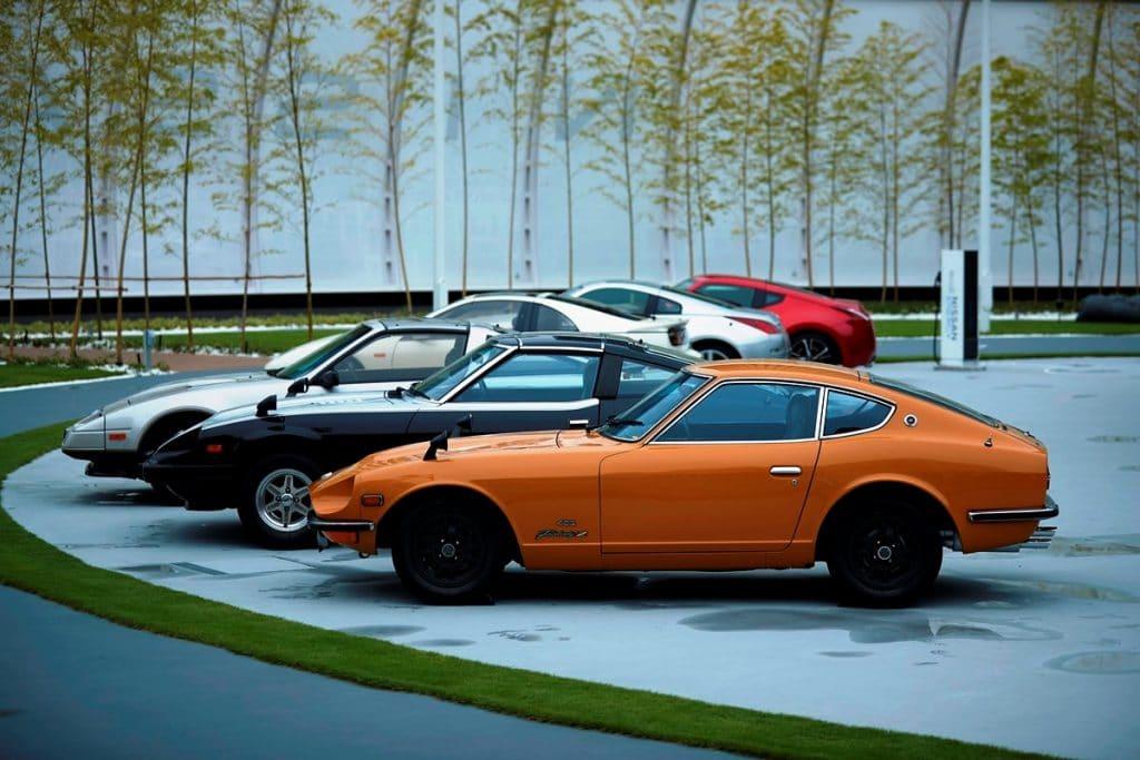 Nissan Z family