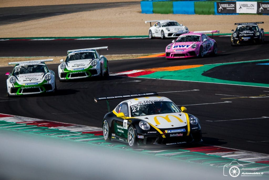 Porsche Carrera Cup France (Magny-Cours 2020)