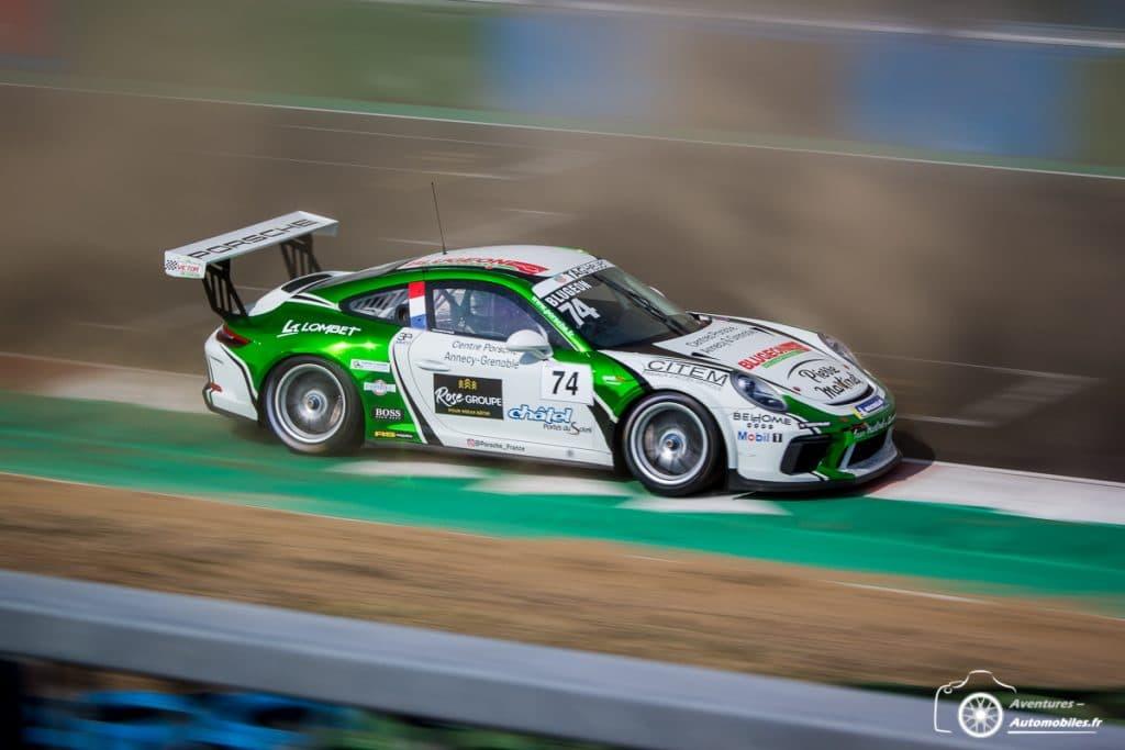 Porsche Carrera Cup France (Magny-Cours 2020)